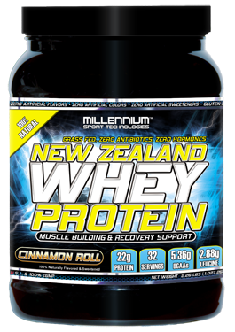 100% NEW ZEALAND, GRASS FED WHEY PROTEIN