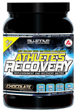 ATHLETE'S-RECOVERY™ (With New Zealand Whey)